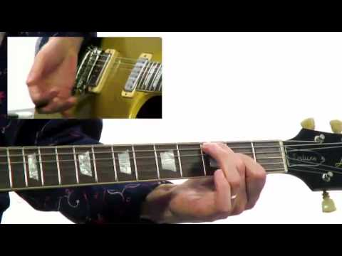 Robben Ford Guitar Lesson - Country Blues Performance - Blues Revolution