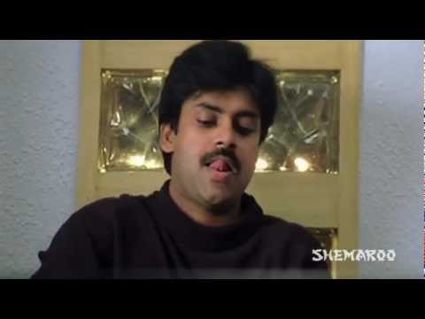 Attarintiki Daredi hero Pawan Kalyan & Bhumika Chawla - Kushi Movie