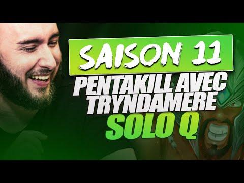 Vidéo d'Alderiate : ALDERIATE SOLOQ - TRYNDAMERE VS CAMILLE - SAISON 11 - UNE GAME INCROYABLE ET TRES SERREE