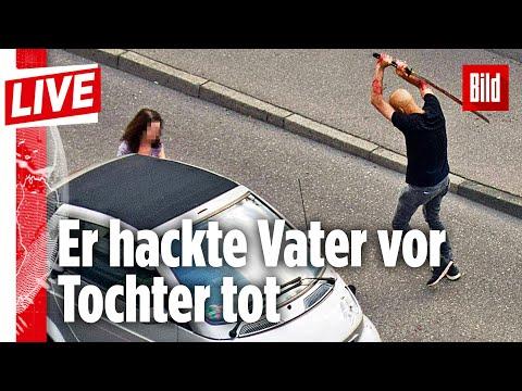 🔴 Jetzt gibt es ein Urteil gegen den Schwert-Killer aus Stuttgart | BILD LIVE