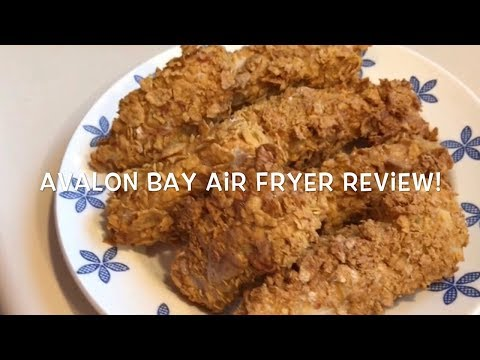 Avalon Bay Digital Air Fryer OBSESSION!! Get Yours, Too!!