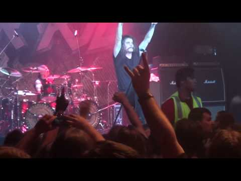 Overkill - Hello From The Gutter / In Union We Stand (Live in Sydney, 03-Mar-2018)