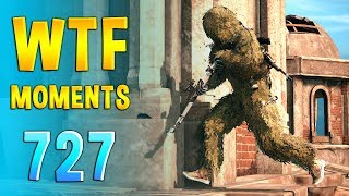 PUBG WTF Funny Daily Moments Highlights Ep 727
