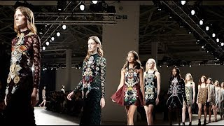 Eley Kishimoto 0909 Collection | London Fashion Week | Fashion Funky thumbnail