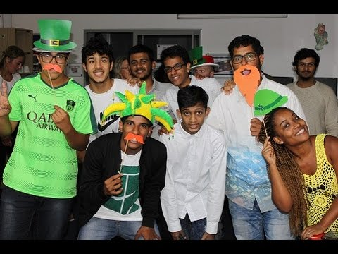 Oxford English Academy Learn English With Our Social Programme: St. Patrick's Day