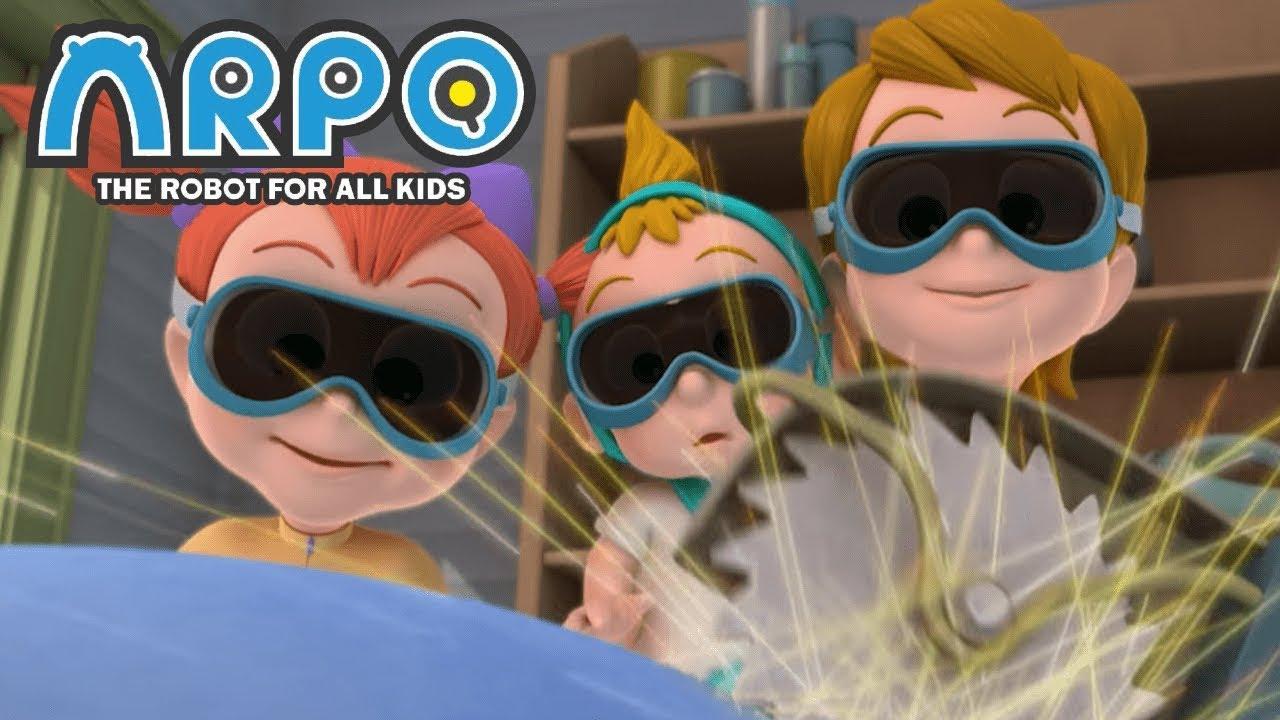 ARPO The Robot For All Kids - Egg of Dragon | Full Episode | Cartoon for Kids