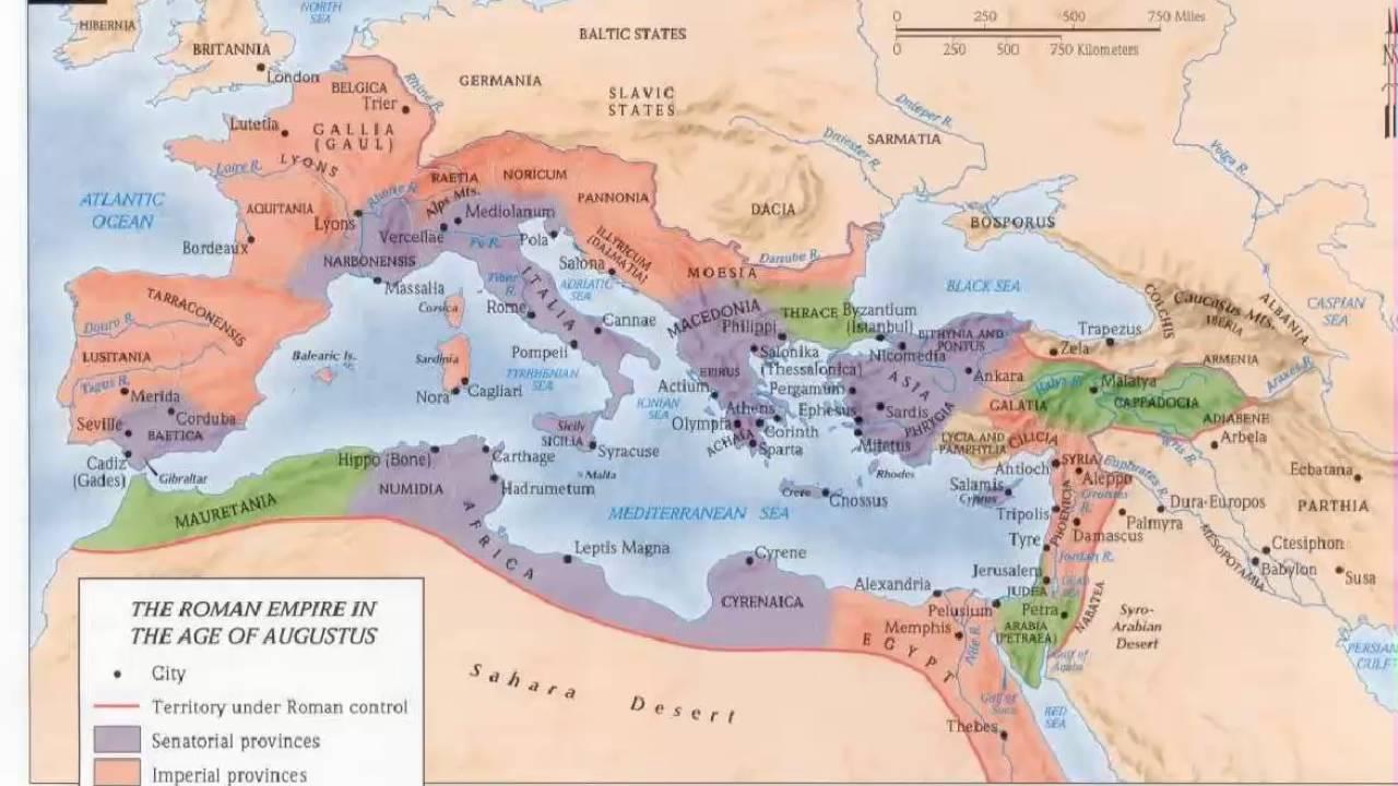 a comparison of the roman empire and the byzantine empire