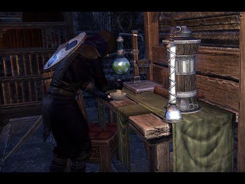 Power Leveling Alchemy for The Elder Scrolls Online