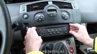xCarLink USB/SD - Renault Scenic 2005 - avtoradio Tuner List