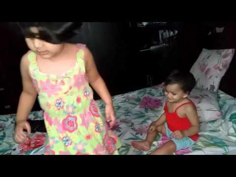 Sarah & Aksa | Dance with Sundori Komola song by Mila