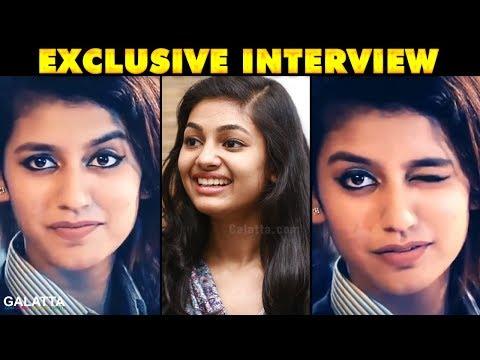 I don't know who is Priya Varrier - Ivana Open Statement |  Nachiyaar | Interview