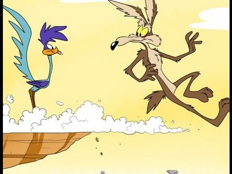 WARNING! Road Runner may be hazardous to health
