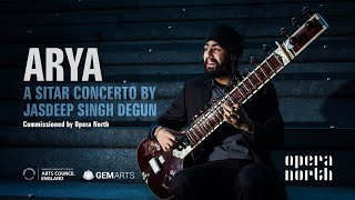 Arya: Concerto for Sitar and Orchestra by Jasdeep Singh Degun