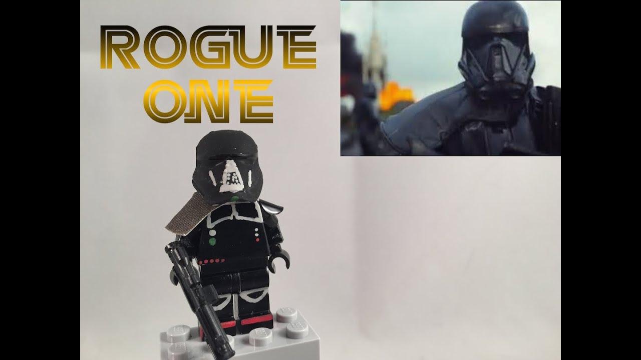 lego star wars rogue one shadow stormtrooper custom. Black Bedroom Furniture Sets. Home Design Ideas