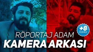 ZENGİNLİK / FAKİRLİK Kamera Arkası | Röportaj Adam