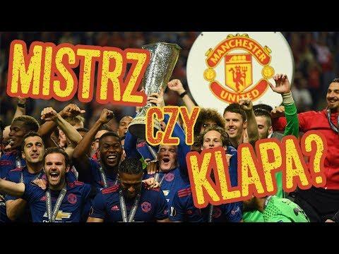 FINAŁ Ligi Europy i PODSUMOWANIE sezonu Manchesteru United