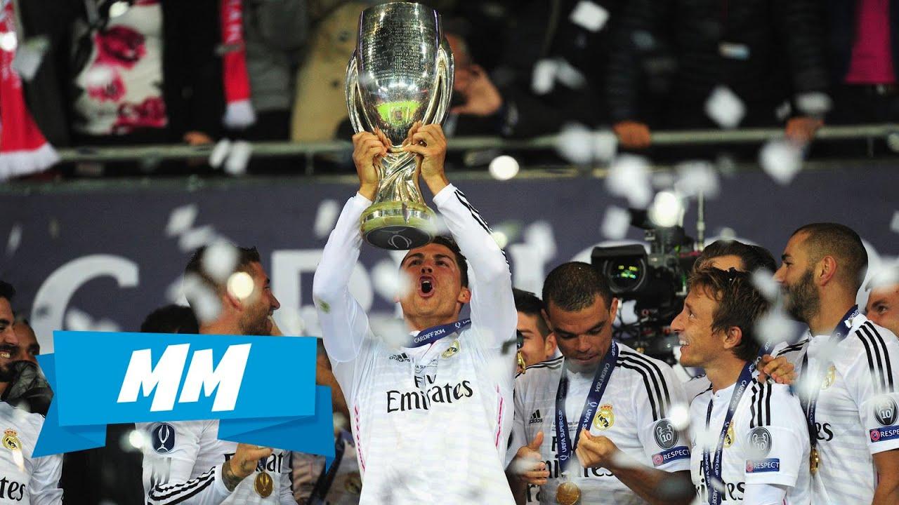 Real Madrid vs Sevilla • UEFA Super Cup 2016 Predictions ...