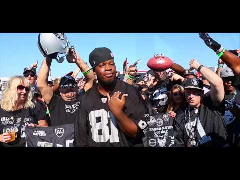 R.A.P. Phenomenal - Raider Nation ( Official Oakland Raiders Anthem)