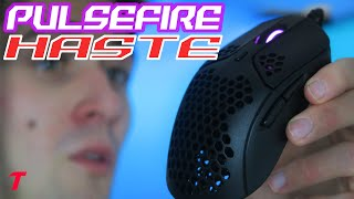HyperX Pulsefire Haste - True Love at First Sight? ($50 Mouse Review)