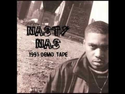 Nas - Deja Vu (The Original 1991 Demo Tape)