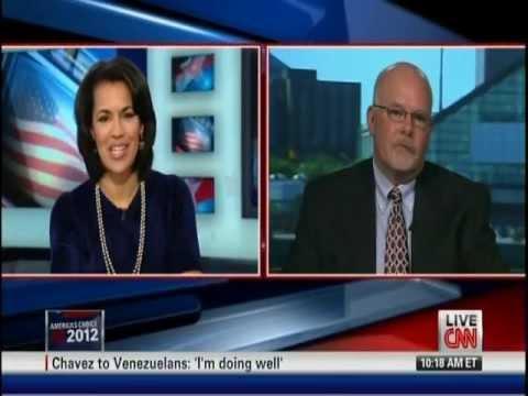 WTAM 1100's Tom Moore on CNN 3-2-12