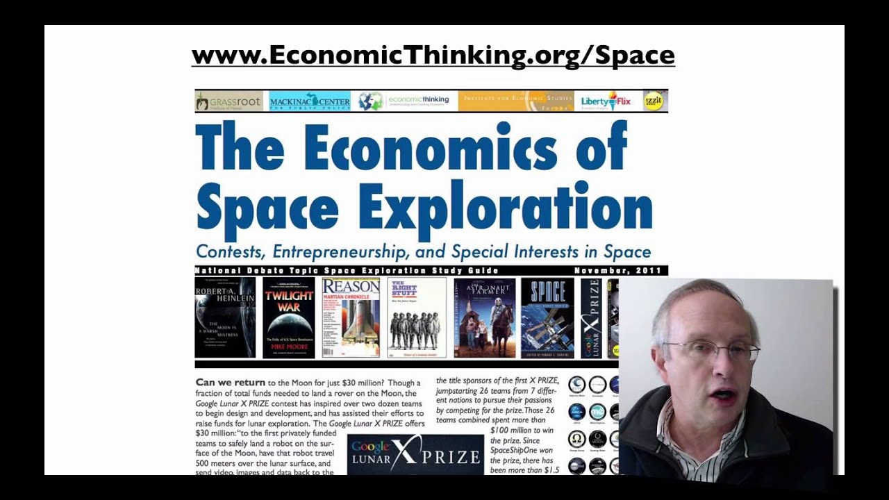 economics of space exploration part one economics of space exploration part one
