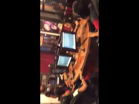 KidZania Manila - Working in a Radio Station