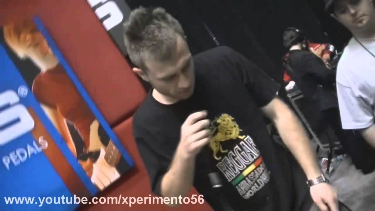 Namm 2011 Performance by Dub FX