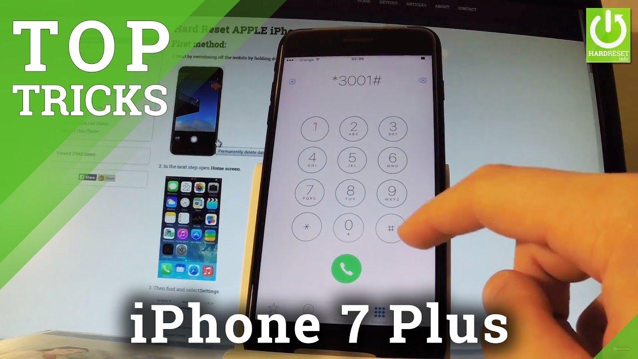 tips and tricks iphone 7
