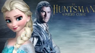 Frozen: Halsey - Castle (The Huntsman Winter's War)