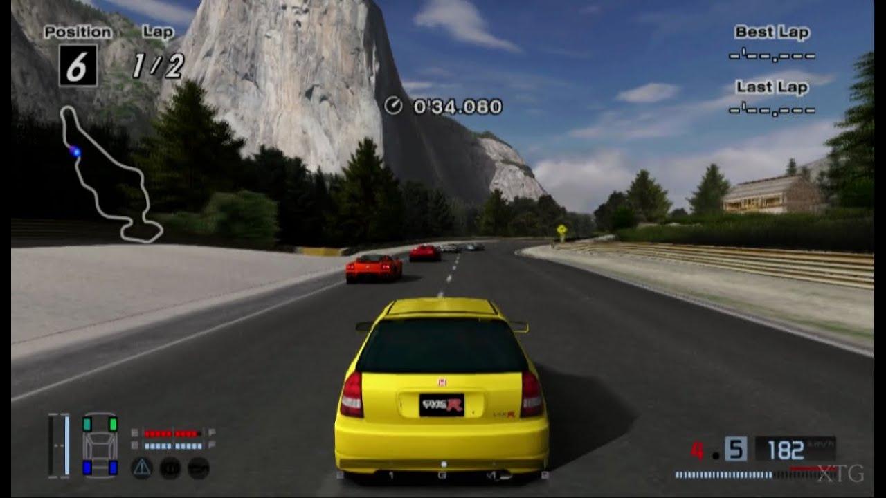 2016 Honda Civic Release Date >> [#149] Gran Turismo 4 - Honda CIVIC TYPE R (EK) HD PS2 ...