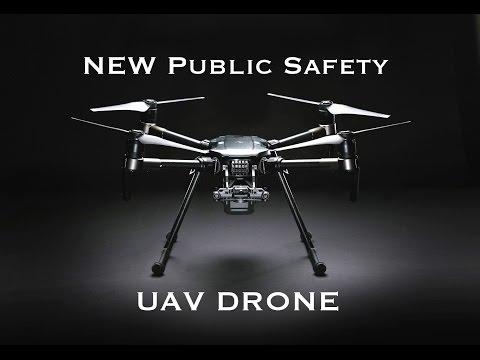 DJI Matrice 200 UAV Drones