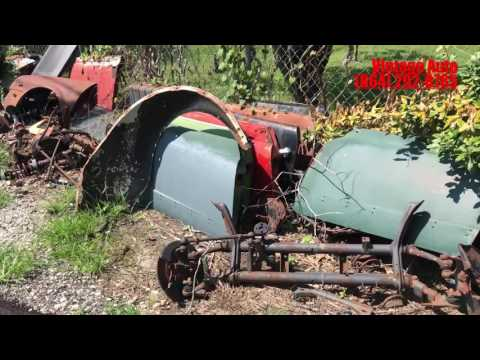 Classic Volkswagen Junkyard and It's All for Sale!