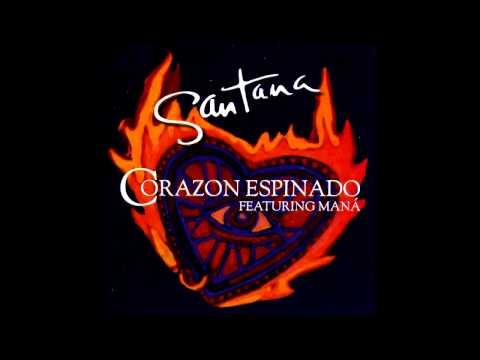 Santana - Corazon Espinado (feat. Mana) (Backing Track)