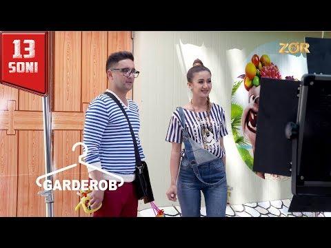 Garderob 13-soni - VIA Marokand (24.05.2017)