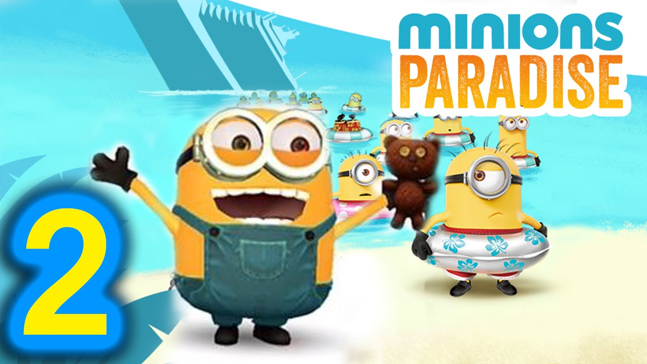 Itu0027s TEDDY BOB!   Ep 2 | Minion Paradise: Despicable Me   YouTube
