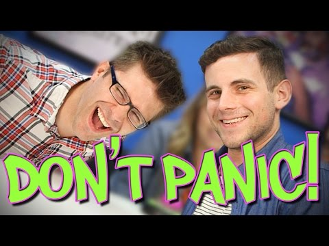 Dont Panic, Part 2  SourceFed Plays!