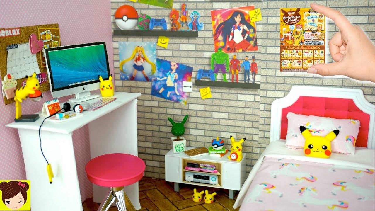 Cajitas de Accesorios de Muñecas REMENT & Habitacion para Barbies ...
