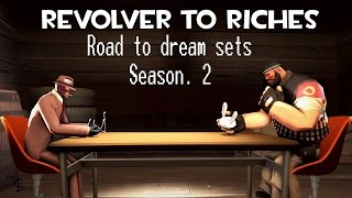 [TF2] STARTING OVER | Revolver To Riches Season 2 - Soldier EP 001 | A TF2 Nothing To Something