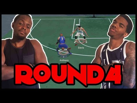 JUICE THE DIRTBAG!! - NBA 2K16 Blacktop Gameplay   Game 4 Series 1