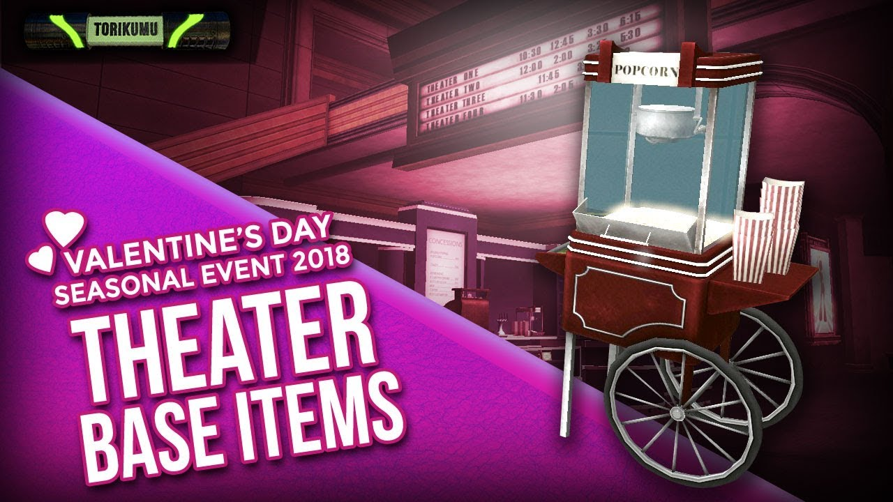 Dcuo Valentine S Day Event 2018 Theater Base Items Youtube