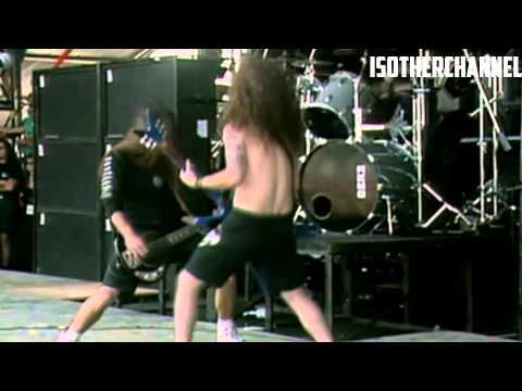 Pantera - Hollow  (Monsters Of Rock,Reggio Emilia,Italy 1992) [HD 1080p]