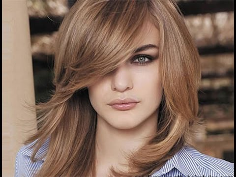 30 Shoulder Length Layered Hairstyles With Bangs | Shoulder Length ...