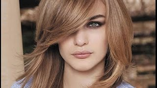 30 Shoulder Length Layered Hairstyles With Bangs | Shoulder Length Layered Hairstyles