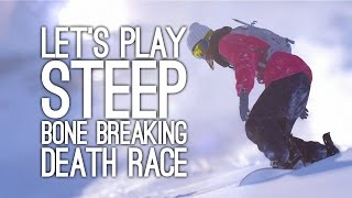 Steep Multiplayer Gameplay: Let