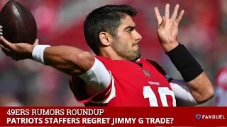 49ers Rumors: Jerick McKinnon Injury, Alfred Morris To Start Over Matt Breida, & NFL Power Rankings