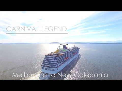 Carnival Legend Cruise 2018