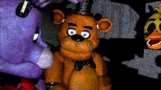 [FNAF SFM] Freddy