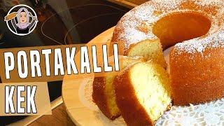 Kek Tarifi-Yumusacik portakalli nefis bir lezzeti var-Hatice Mazi