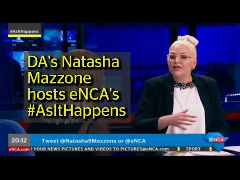 As It Happens with Natasha Mazzone. Part 1